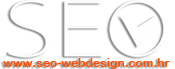 seo web design logo