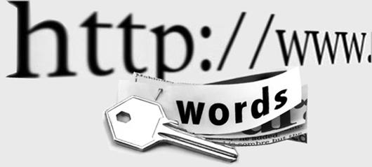 ključna riječ u URL